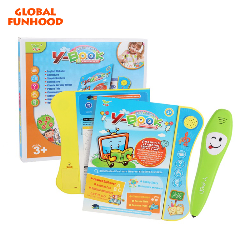 English early education books toys with <strong>talking</strong> <strong>pen</strong> juguetes other electronic toys for kids