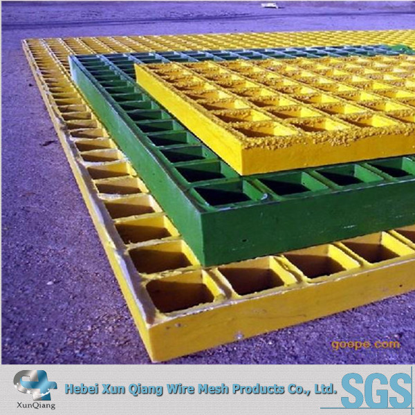 SMC/FRP Plastic Drain Cover Grating
