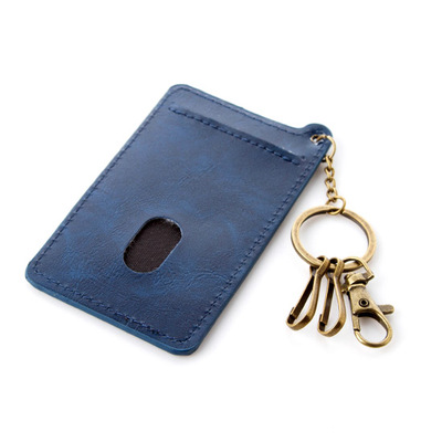 BSCI SEDEX Pillar 4 audit Unisex Plain Credit Card Holder