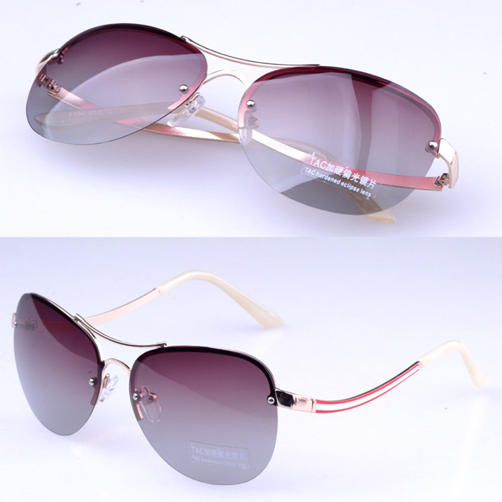 New Fashion Summer Style Woman Polarized Sunglasses Mens Gradient sun glasses polarizer oculos de sol Eyewear Beachwear W006