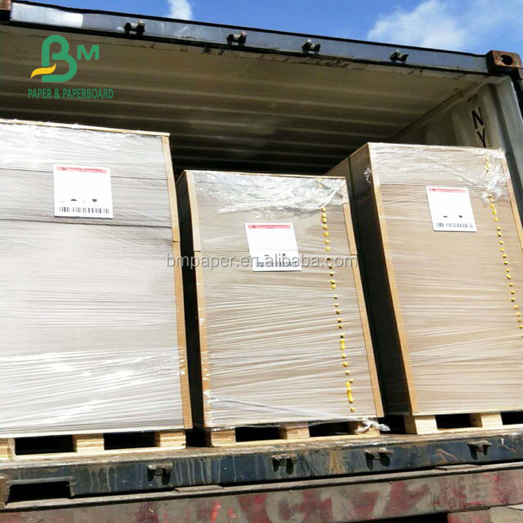 China supplier wholesale Competitive Price 100% Virgin pulp White Kraft Liner Board Paper