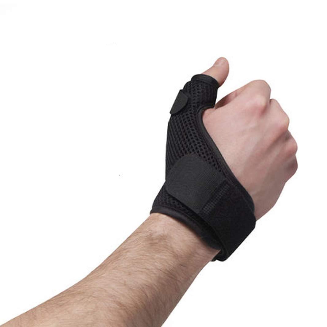 MLX Bracers, Wrist Splint, Thumb Fixed Brace Wrist Fracture Sprain Fixed Plate Tenosynovitis Medical Imported Protective Gear