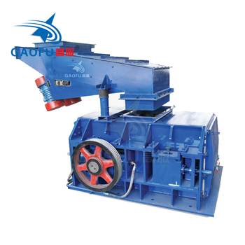 Gaofu Tooth Roll Coal Crusher for Power Station Power Plant
