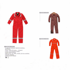 Uniforms & Workwear Greaseproof Waterproof