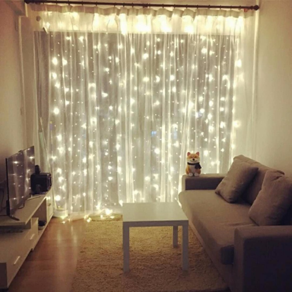 Magnificent Home Accents Led Icicle Lights Component - Home ...