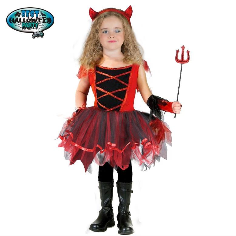e1c499f1cd428fc Купить Хэллоуин Костюмы Дьявола Красном Платье оптом из Китая