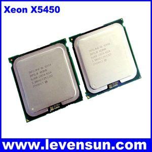 Intel Xeon cpu Processor X5450 3 0GHz 12MB 1333MHz