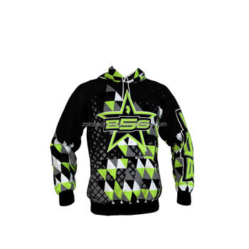 2017 Cheap custom fully dye sublimation hockey jersey hoodie