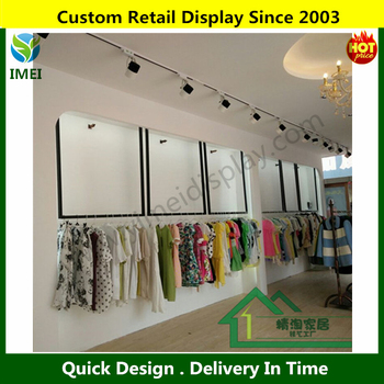 layers metal clothes rack best selling metal retail clothing display rack manufacturer YM07377