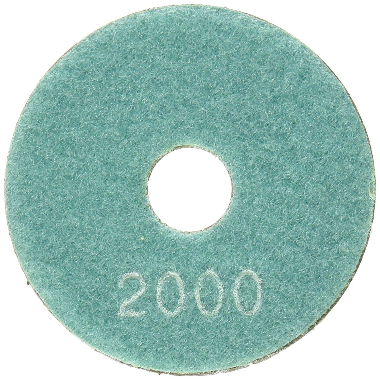4 MK Diamond 155818 3000 Grit Premium Resin Wet Polishing Disc