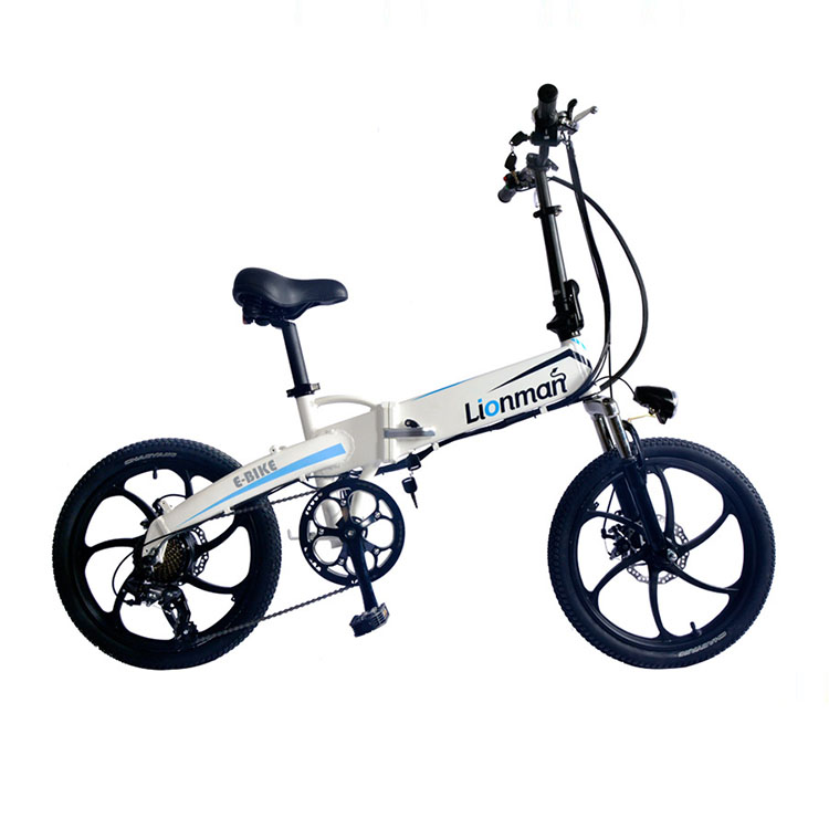 New style 20 inches folding mini Variable speed road electric bike