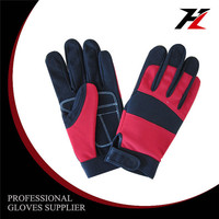 Long serve life mechanic best selling cheap working gloves