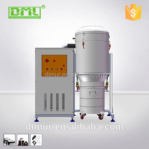 High Power heavy duty industrial vacuum cleaner with jet pulse system