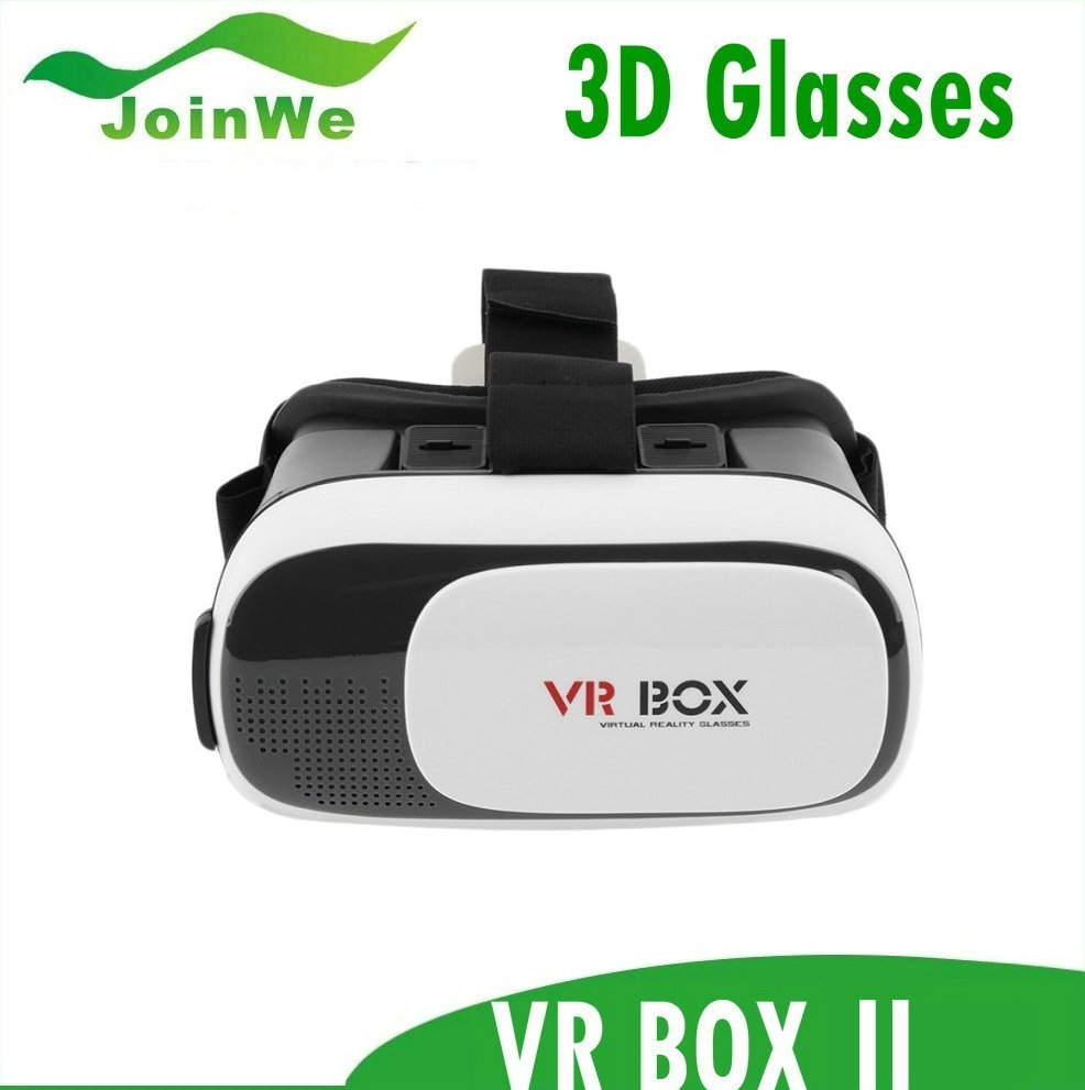 Best gift Plastic google 3D glasses virtual reality VR headset support 4-5.5inch smart phone