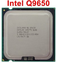Q9650 Processor Original Core 2 Quad q9650