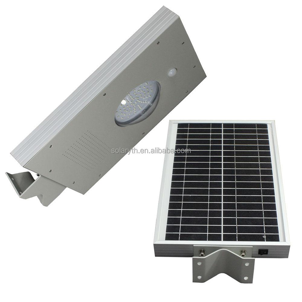 Solar Power Energy Street Light Pole,7-8m High Quality 30/40/60w ...