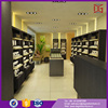 high quality cosmetic shop decoration layout cosmetic