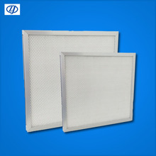 2017 High Quality Hot Sale Compressed Aluminum Air Filter