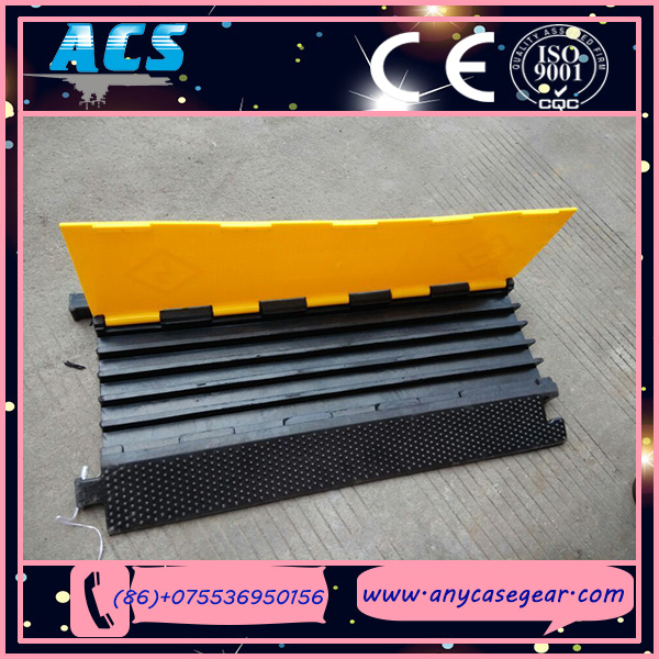 loading weight car ramps durable outdoor plastic rubber cable protector