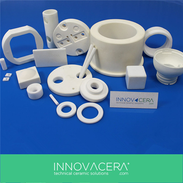 Good Electrical Insulator Alumina Fine Ceramics For