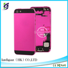 For iPhone 5 colorful Back Cover Housing Middle Frame Assembly Replacement