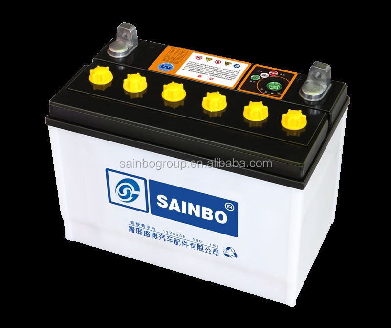 Mf Automotive Battery Jis Standard Cheap 12v Car Batteries