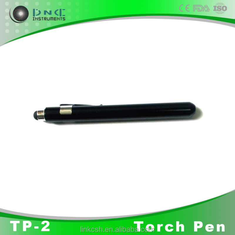 best seller optical equipment TP-2 led pen torch
