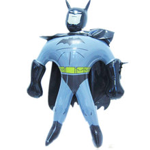 cheap and classical cartoon character inflatable batman toy