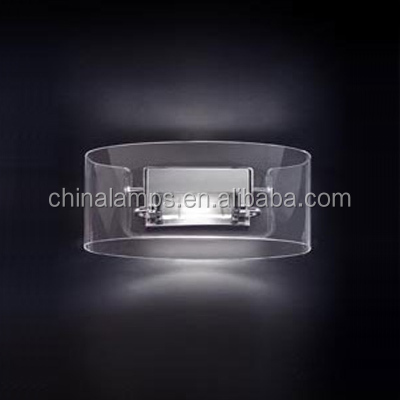 Brazil Standard Classical Wall Sconce/clear Glass Bedside Wall ...