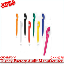 Michaels Sedex FSC Audit and ISO 9001 Factory Audit Manufacturer business clip parker jotter ballpoint pen