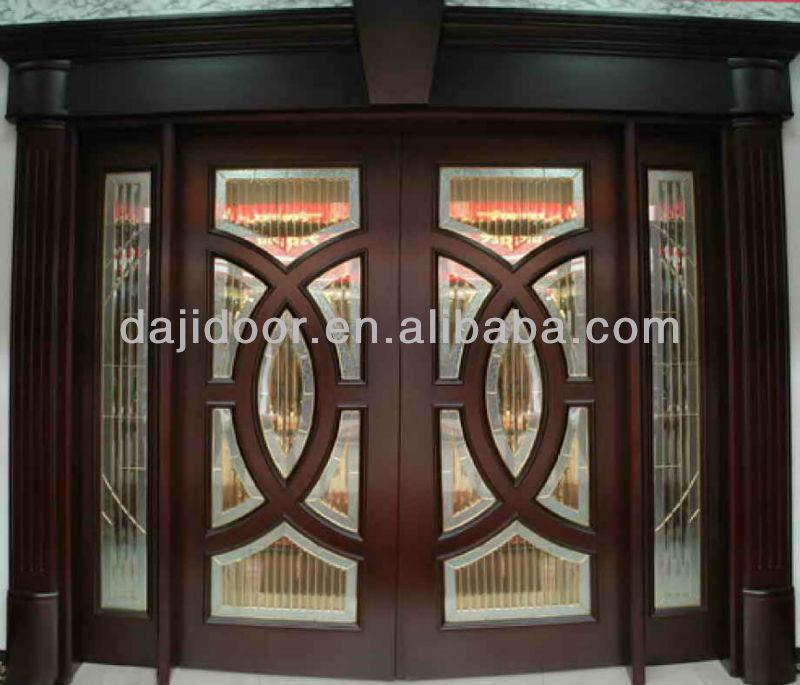 House dj s9866mst principales puertas de entrada de madera for Puerta de ingreso principal