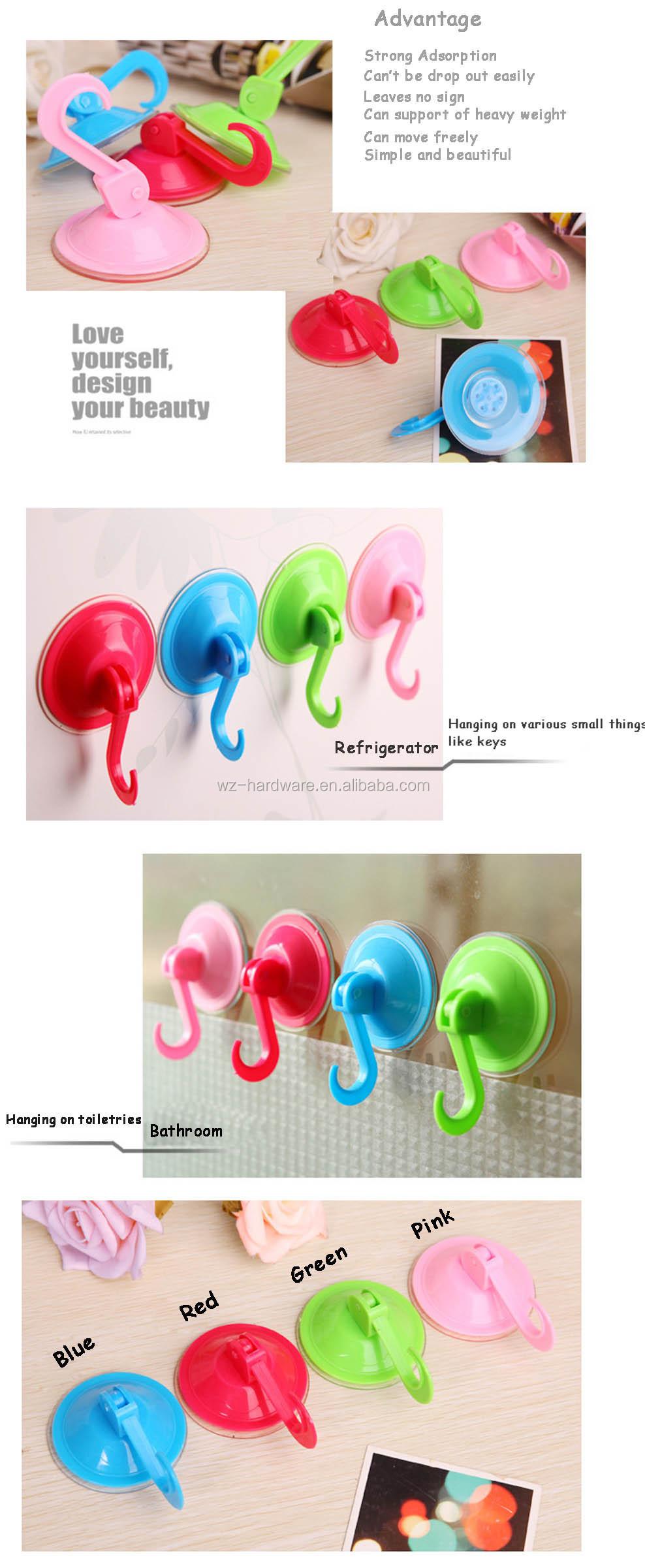 Bathroom Suction Hooks Bathroom Plastic Wall Hooksuction Cup Hooksuction Hook Buy