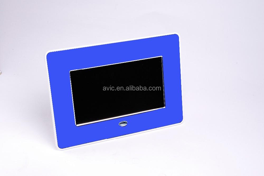 Gemütlich Digital Picture Frame Wireless Fotos - Badspiegel Rahmen ...