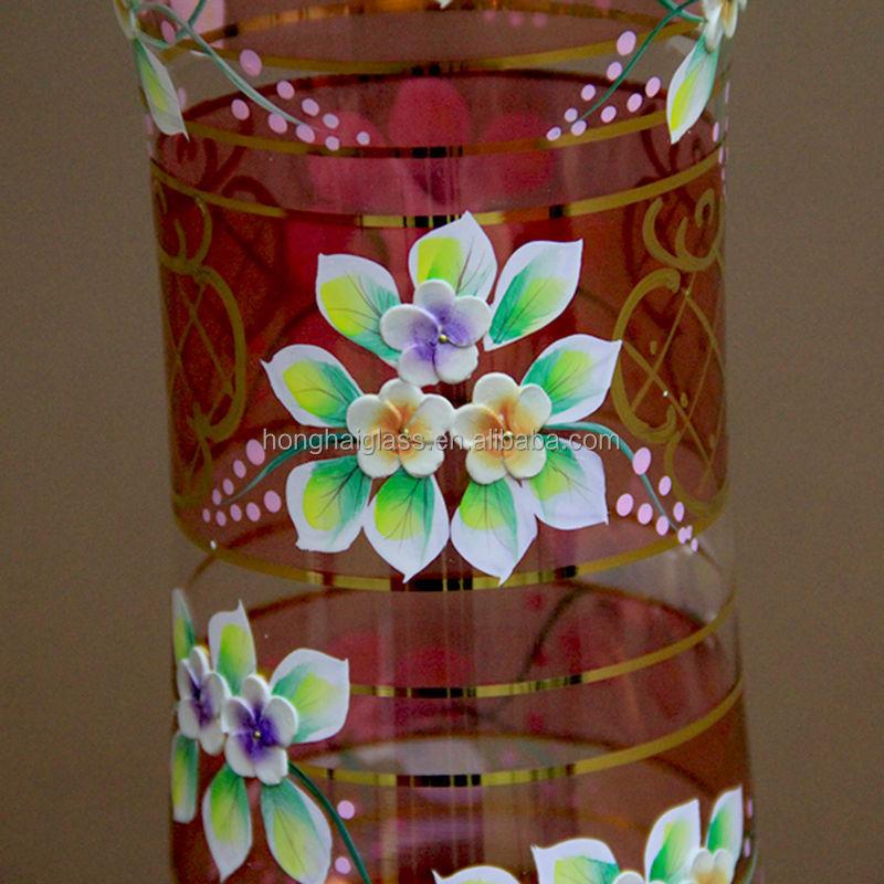 Pedestal Cylinder Glass Vase Wholesale Glass Vase Suppliers Alibaba