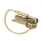 cheap items to sell Solid Brass Metal Key Ring