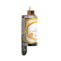 hotel shampoo dispenser liquid soap bottle holder