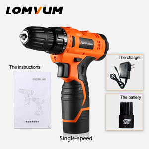 Best Selling 12V Battery Mini Hand Powered Tools DC Electric Cordless Drill