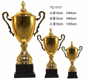 Chinese manufacturer trophy cups for sports meeting