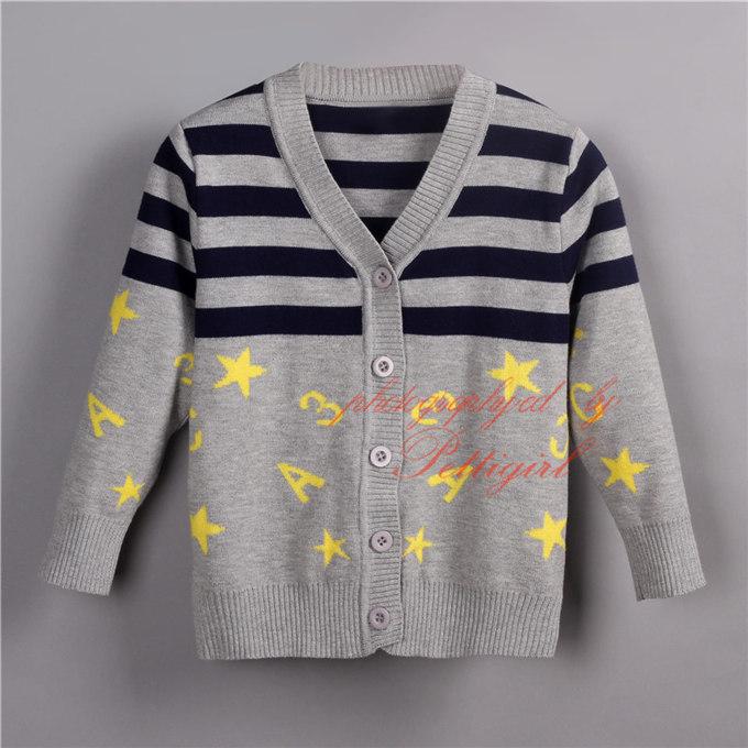 Europäischen und amerika stil jungen pullover breasted muster ...