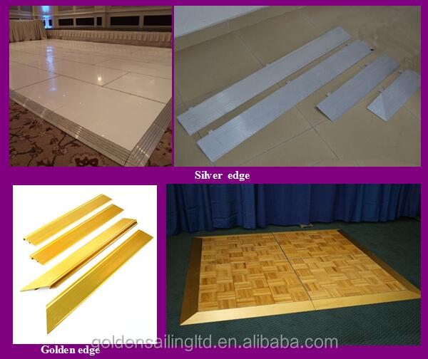 Aluminum Edging Portable Wood Dance Floor For Sale Buy