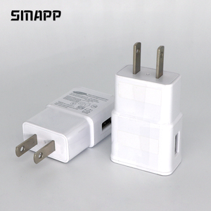 USB Wall Charger 5V 2A Adapter For Samsung USA Plug Charger