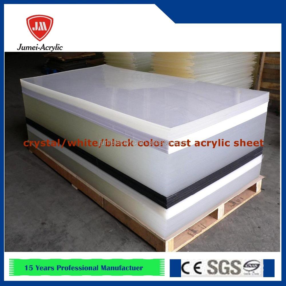 Colored cast acrylic sheet - Crystal Acrylic Sheet Crystal Acrylic Sheet Suppliers And Manufacturers At Alibaba Com