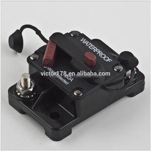 Car/Boat/Bike Audio Fuse Circuit Breaker 200A AMP for DC 12V waterproof
