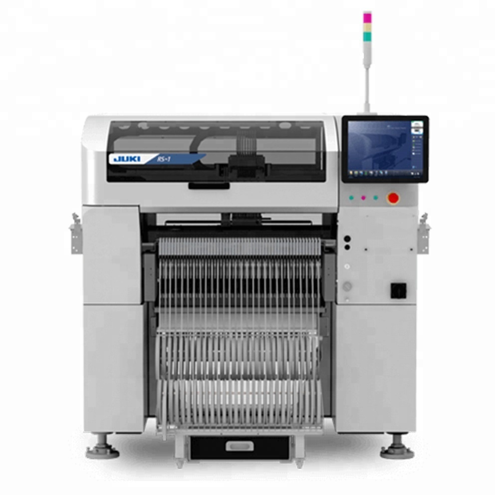 Affordable Pick and Place Machine High Speed LED Juki SMT Chip Mounter