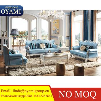 Elegant Luxury Hotel Room Italian Style Sofa Set Living Furniture