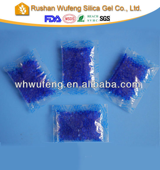 silica gel blue color indicator powerful desiccant for water absorbing
