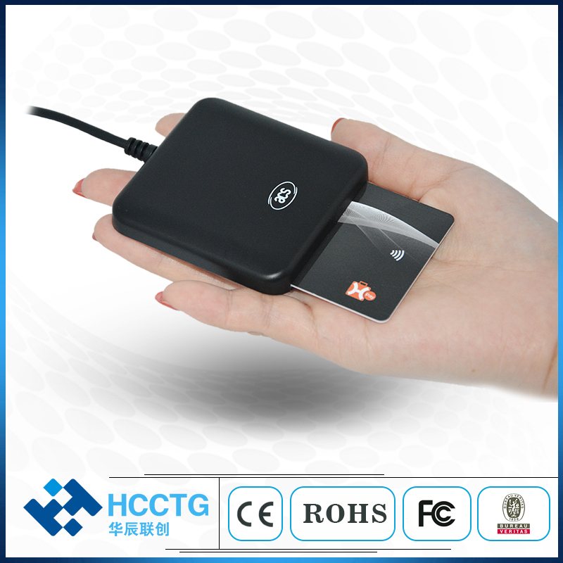 Compliant With PC/SC and CCID ISO7816 Contact IC Chip Card Reader/Writer ACR39U-U1