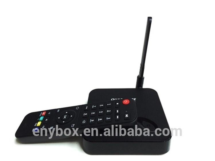 Rk3128 Quad-core Arm A7 Android Tv Box Ekb318 Iptv Providers