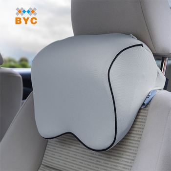 BYC Car Seat Neck Pillow Memory Foam Adult For Driver