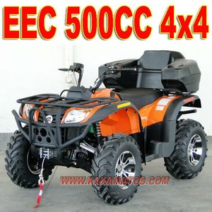 EEC 4x4 500cc China Quad